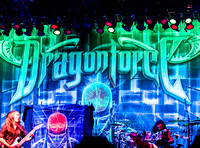 Dragonforce @ The Grove of Anaheim 5/15/2015