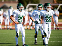 Royal Freshman vs Simi 10/9/2014