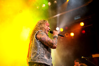 Steel Panther House Of Blues 11/26/2012